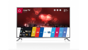 LG 47 Inch Cinema 3D Smart TV