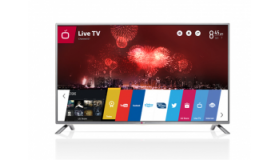 LG 50 Inch Cinema 3D Smart TV