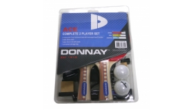 Donnay Table Tennis 2 Player Complete Set