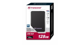Transcend Portable Solid State Drive (SSD)