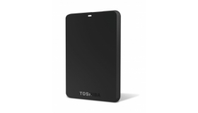 Toshiba Canvio Basics Portable Hard Drive