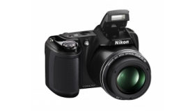 Nikon Coolpix L330 20.2MP Compact Digital Camera