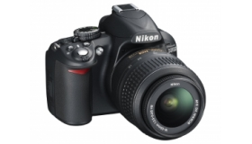 Nikon D3100 DSLR Digital Camera