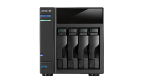 Asustor 204T 4 Bay NAS Server