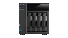 Asustor 5004T 4 Bay NAS Server