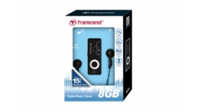 Transcend MP300 8gb mp3 Player