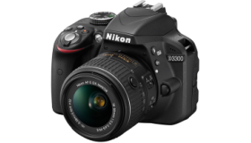 Nikon D3300 24.2MP Digital SLR Camera