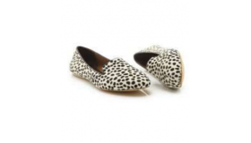 Fur Insole Leather - Pumps