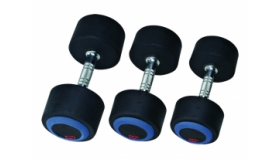Deluxe Dumbbells from 10 kg