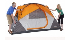 Coleman 3 Person Instant Dome Tent