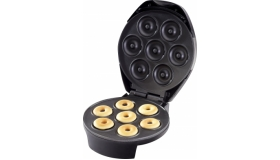 Salton Black Elite Doughnut Maker