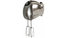 Russell Hobbs Brushed Stainless Steel Hand Mixer