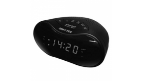 Sinotec CR-234D Alarm Clock Radio