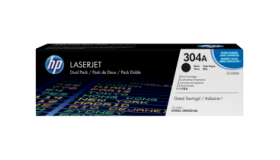 HP 304A Original LaserJet Toner Cartridge