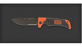 Gerber Bear Grylls Survival Series Scout Knife