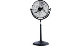 R Hobbs High Velocity Pedestal Fan