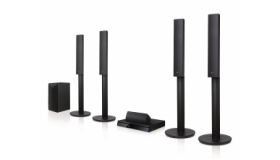 LG 3D Blu-ray DVD Home Theater System