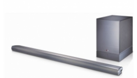 LG 4.1ch 320W Soundbar With Wireless Subwoofer NB4540