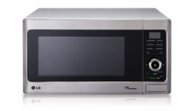 LG 40 Litre Stainless Steel 1000W Microwave Oven