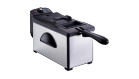Salton Stainless Steel 3 Litre Deep Fryer SDF25