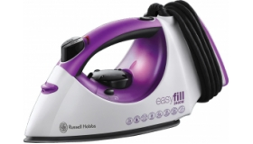 Russell Hobbs Ceramic Soleplate EasyFill Steam Iron 17877