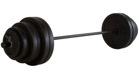 50KG Barbell Dumbbell Set