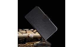 Classic business style leather wallet phone case for Samsung Galaxy Trend Plus