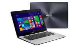 Asus X302LJ 13.3 Inch Windows 8.1 Core i5 Notebook