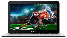 Asus F555UA Windows 10 Core i7 Notebook