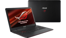 Asus ROG G551JW Core i7 Gaming Laptop