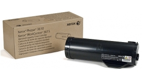 Xerox 106R02732 Toner Cartridge for Phaser 3610 High Capacity
