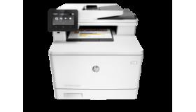HP Color LaserJet Pro MFP M477fnw Printer