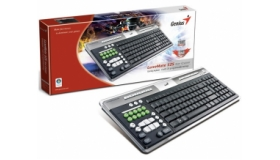 Genius Luxemate 525 Star Cruiser Gaming Keyboard