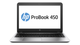 HP ProBook 450 G4 Core i3 Notebook PC (ENERGY STAR)