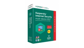 Kaspersky Internet Security 2017 4 User 1 Year DVD